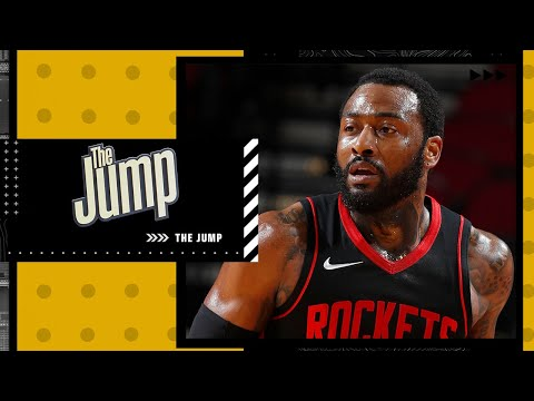 Zach Lowe and Kendrick Perkins react to Rockets and John Wall working on a trade   The Jump