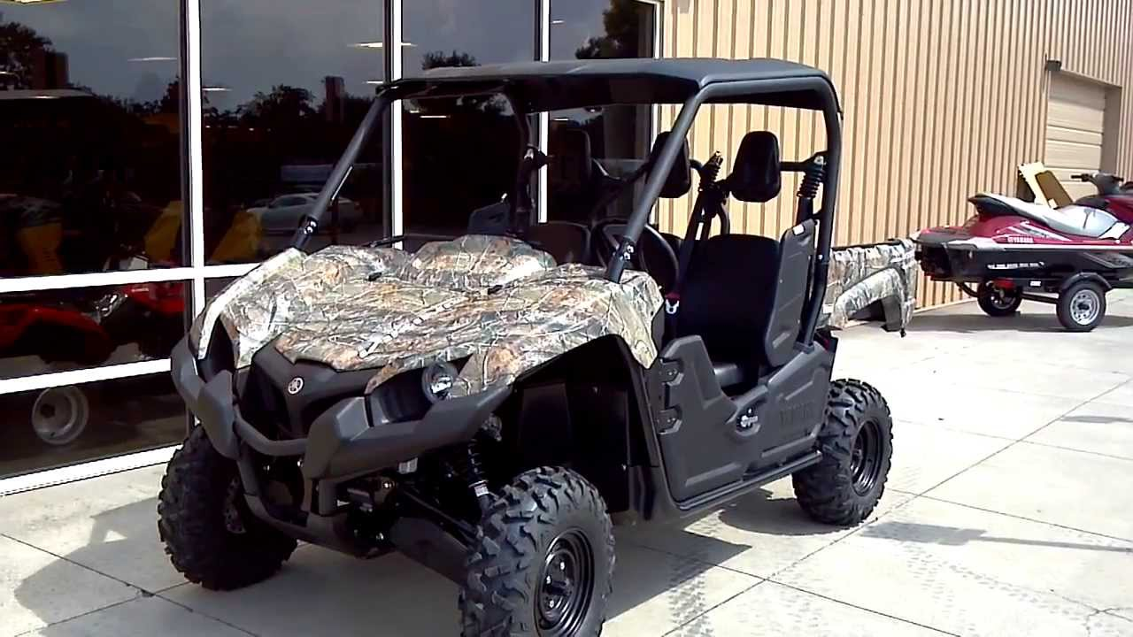 2014 yamaha viking camo power steering 3 seater alcoa for Yamaha viking 3 seater