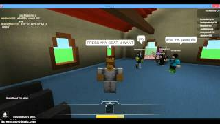 How to get gear codes in Roblox