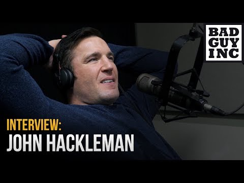 John Hackleman talks Anderson Silva and the pre-fight mindset of Mixed Martial Arts fighters.