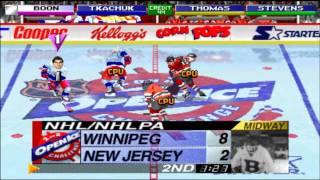 2 on 2 NHL Open Ice Challenge - Stanley Cup Finals - Winnipeg Jets vs. New Jersey Devils