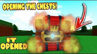CAN YOU OPEN THE CHESTS?! Build a Boat for Treasure ROBLOX