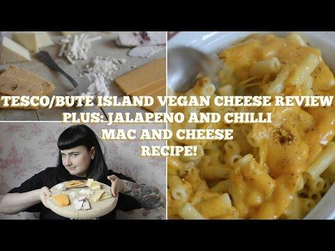 Tesco/Bute Island Cheese Review & Recipe!