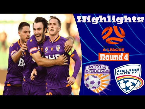 Perth Adelaide United Goals And Highlights