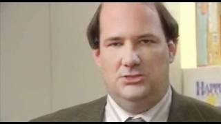 Kevin Malone's best moments in The Office