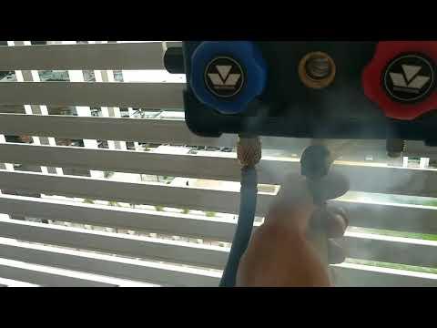 Carga de gás adicional tubulação longa Lg Dual Inverter