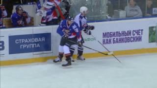 Platonov crushes the glass, it rains over Magnitka's GM