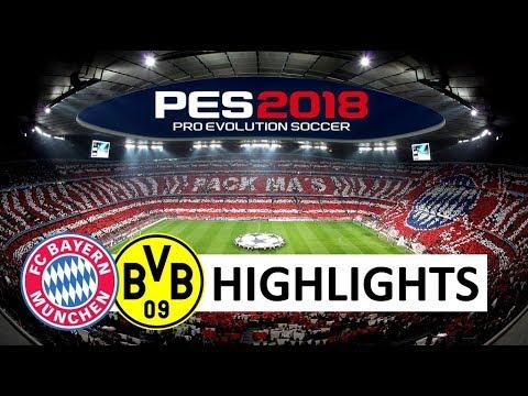 Highlights Fc Bayern Vs Bvb 3132018 28spieltag Bundesliga