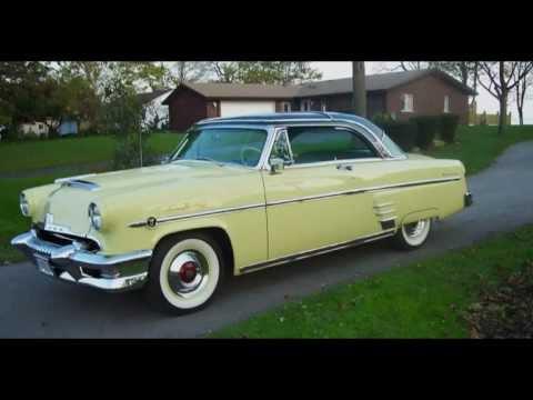 1954 Mercury Sunvalley Concours Restoration Youtube
