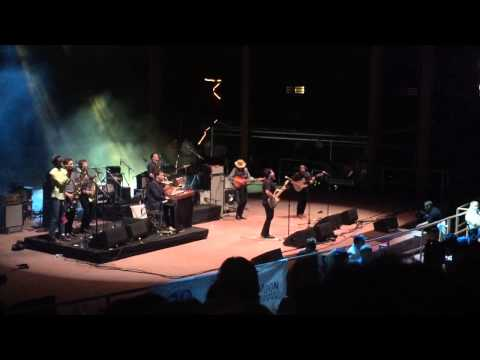 Nathaniel Rateliff and the Night Sweats - SOB at Red Rocks for Illegal Pete's 20th Anniversary