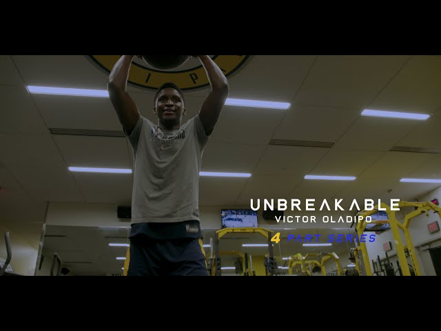 UNBREAKABALE | Victor Oladipo Comeback (4 Part Series) TRAILER !!!