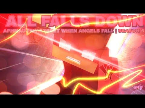All Falls Down - MyStreet: When Angels Fall - Aphmau - (Music Video) - Emerald