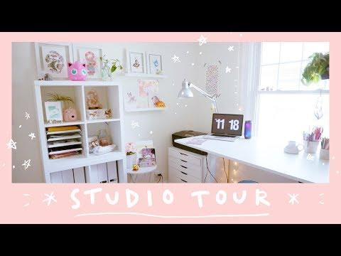 Studio Tour ☺︎