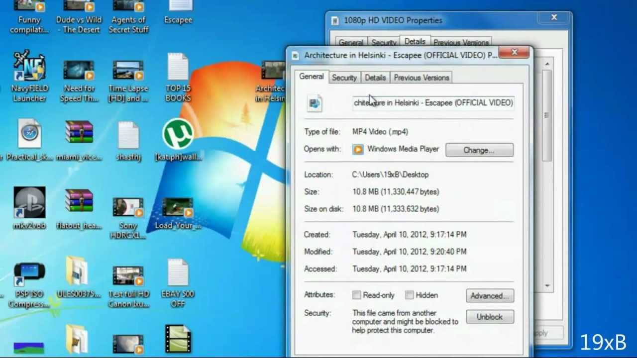 Download Convert any video to Full HD (1080p Resolution) - 2012 NEW!