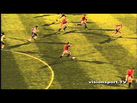 RETRO GOALS - David Beckham, 1996/97 . . . BECKS RETIRES