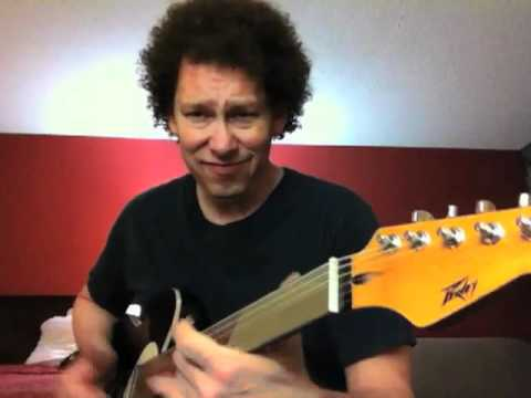 Ned Evett - Fretless Guitar - Looking Glass Blues
