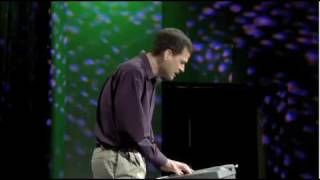 http://www.ted.com New York Times tech columnist David Pogue perfor...