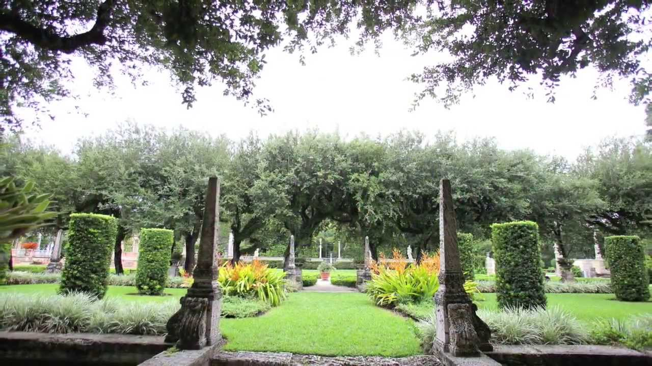 Vizcaya Museum Gardens Miami Florida Most Por Wedding Venue For Photography You