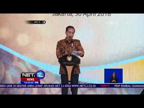 Pidato Presiden Jokowi Mengenai Racun Kalajengking Menjadi Sorotan -NET12