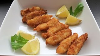 Fish Sticks -- The Frugal Chef