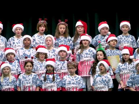 The Riddle Brook School Rhythmics - Light Up the World!