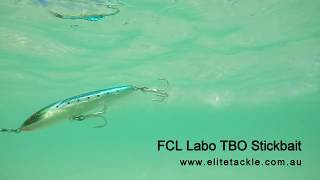 Elite Tackle FCL Labo TBO Stickbait