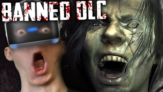 Resident Evil 7: VR NIGHTMARE + ENDING - BANNED FOOTAGE | Gameplay Live Stream