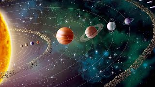 Solar System in 3DS MAX Tutorial HD