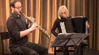 J.S. Bach Sonate sol mineur BWV 1020 1mvt