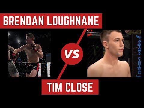 FCC 7 Main Event: Brendan Loughnane vs Tim Close - FCC PRO Lightweight Title