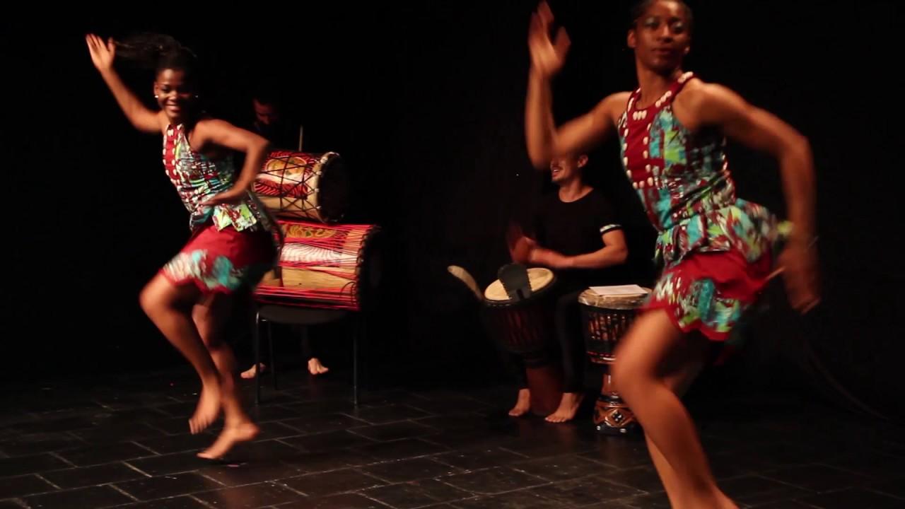 Africanas Videos Porno nimba toukouleur danzas africanas