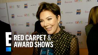 Kris Jenner Wasn't Allowed in the Hospital for Kim's 4th Baby | E! Red Carpet & Award Shows