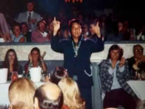 Elvis Presley - Odissey 2001 - No Live for show (Karaoke)
