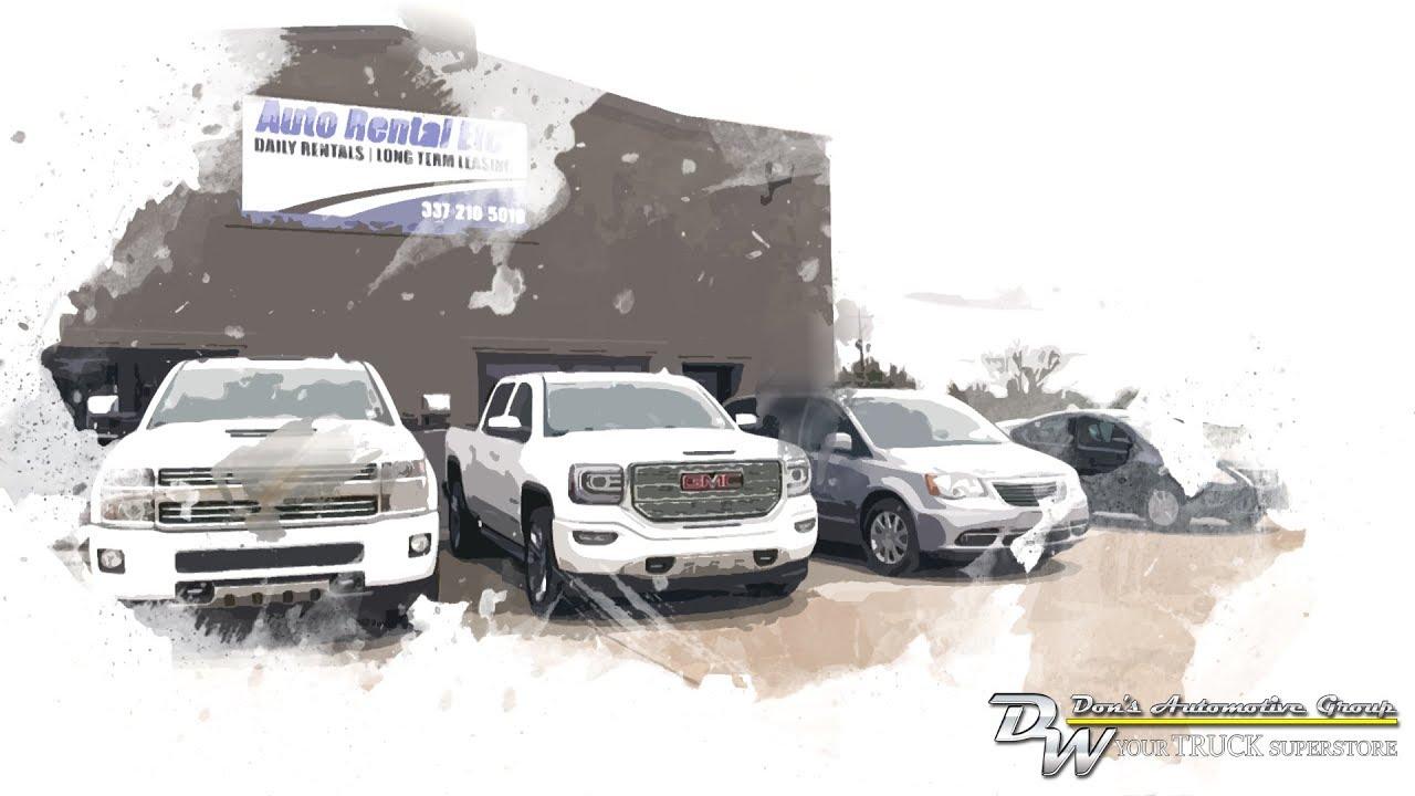 Car Rental Lafayette La >> Auto Rental Etc Lafayette Louisiana Youtube