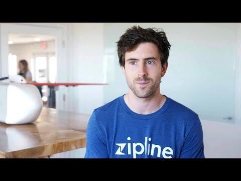Keller Rinaudo of Zipline: Builders & Innovators Summit 2017, Goldman Sachs