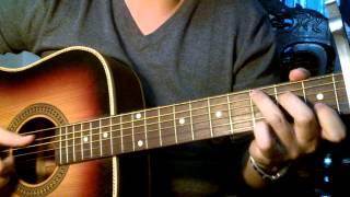 Mùa yêu đầu - guitar cover - Lê Tuấn Anh