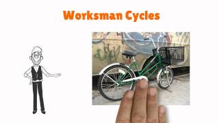 Worksman Delivery Bicycles and Tricycles