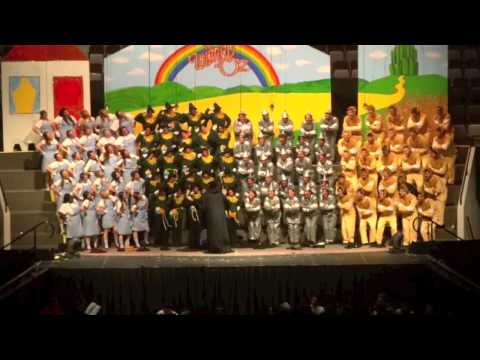 Senior Sing Song 2013  The Wizard of Oz