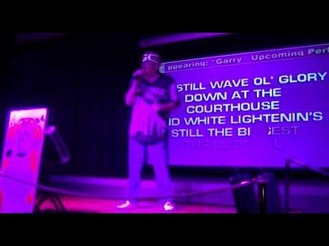 Gary Owen sings OKIE FROM MUSKOGEE