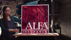 Glass | Handcrafted By Alfa Insurance