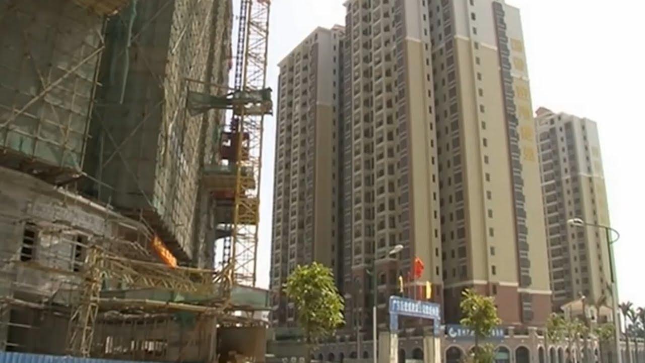 """Chuyện về những thành phố """"ma"""" ở Trung Quốc"""