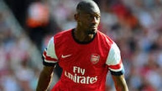 Abou Diaby's 19 Goals For Arsenal