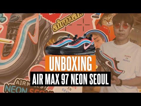 #unboxing-air-max-97-neon-seoul-:-surcotÉe-ou-pas-👀-?