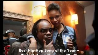 Soul Train Awards 2013 Winners: Full List