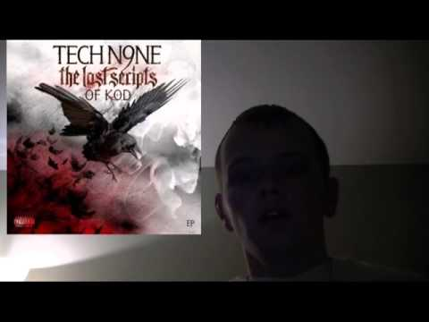 Tech N9ne: The Lost Scripts Of K.O.D CD Review