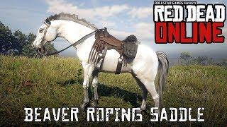 red dead redemption 2 best saddle