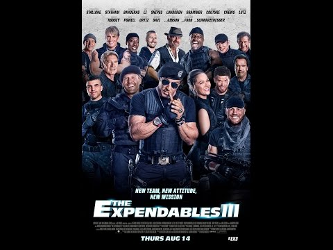 THE EXPENDABLES 3 - Double Toasted Audio Review