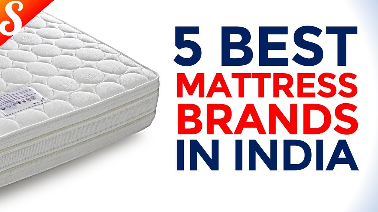 5 Best Mattress Brands In India