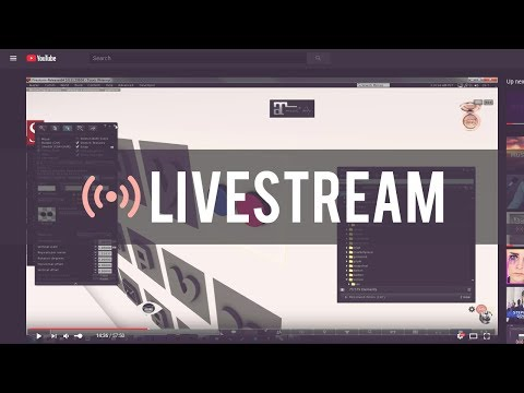 Rush Job ♡ Livestream