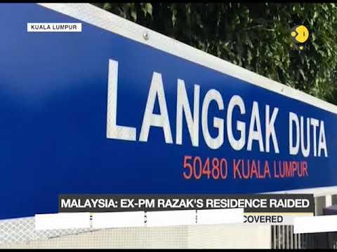 284 luxury handbags, jewelery seized from Malaysian ex-PM Najib Razak's residence